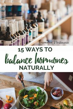 Holistic Health Remedies Hormone balance governs all aspects of your wellbeing. Balance hormones naturally with these tips to implement immediately. Équilibrer Les Hormones, Foods To Balance Hormones, Balance Hormones Naturally, Natural Cold Remedies, Herbal Remedies, Cough Remedies, Healthy Nutrition, Healthy Tips, Healthy Women