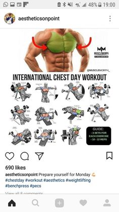 Super chest workout tips step by step Big Biceps Workout, Shoulder Workout Routine, Chest Workout For Men, Muscle Gain Workout, Workout For Flat Stomach, Chest Workouts, Gain Muscle, Fitness Workouts, Weight Training Workouts