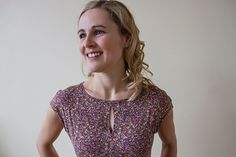 Sewaholic Davie Dress Blog: Sewing Projects | Guthrie & Ghani - Great sewing blog!!