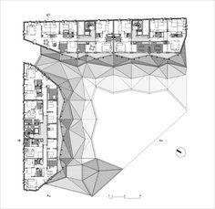 BP architectures, Luc Boegly, Sergio Grazia · M9-C Paris Rive Gauche