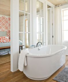Dream bath tub!