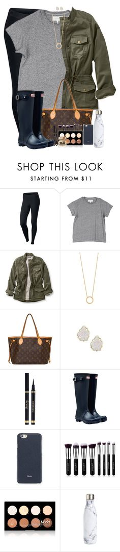 """thanks for a great 2016!!!! rtd!!!!!!"" by simplesouthernlife01 ❤ liked on Polyvore featuring NIKE, The Great, L.L.Bean, Jennifer Zeuner, Louis Vuitton, Kendra Scott, Yves Saint Laurent, Hunter, Valextra and NYX"