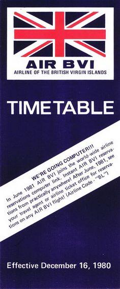79 best Airline Timetables images on Pinterest   Vintage airline ...