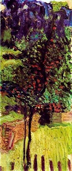 RICHARD GERSTL  Fruit Tree (1907)