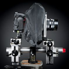 The dSLR to large-medium format DIY build: Nikon D800e on Sinar P camera « Photigy: technically advanced photography