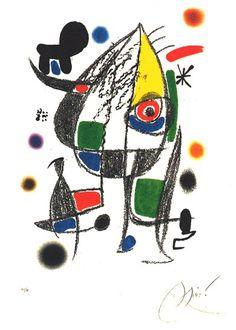 Joan Miró a metáfora da cor (3)