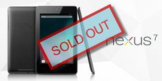 """Nexus 7 sees """"incredible demand"""", sells out at major retailers.  Why?    The Nexus 7 reaches two markets Apple has ignored.  Those who want a smaller form factor, and those who want or need a cheaper price.    The Nexus 7 will break down the digital divide allowing those who lack the purchasing power, to enjoy the benefits of tablet technology.   Three Cheers for Google!!"""