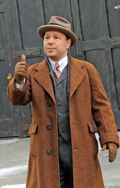 """Boardwalk Empire - Arnold Rothstein and Charles """"Lucky ..."""