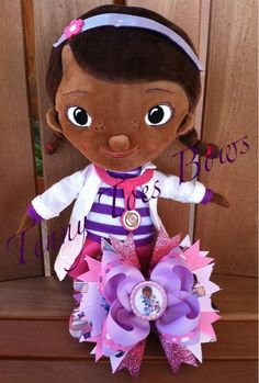 Doc McStuffins Kendall Birthday, 4th Birthday, Birthday Ideas, Birthday Parties, Lil Sweet, Doc Mcstuffins Birthday, Bday Girl, Crafts Beautiful, Mickey Mouse And Friends