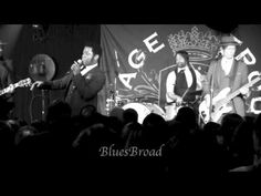 """""""Angel City, California""""  VINTAGE TROUBLE - NYC 10/23/15"""