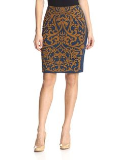 J. McLaughlin Printed Pencil Skirt, White Skirts, White Pencil, Summer Dresses, My Style, Prints, How To Wear, Passion, Stitch