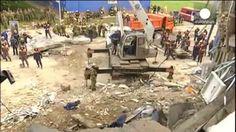 Al menos 23 militares mueren en el derrumbe de un cuartel en Siberia