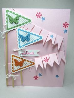 SUO, Pennant Parade, Fabulous Phrases, Birthday by Patimac1980 - Cards and Paper Crafts at Splitcoaststampers