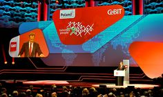 CeBIT - PARP at CeBIT ICT fair in Hannover