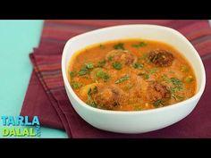 Bread Kofta Curry by Tarla Dalal - YouTube