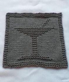 Bottoms Up Dishcloth Set - Knitting Patterns and Crochet Patterns from KnitPicks.com