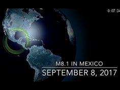 (14) M8.1 Earthquake, Solar Storm Effects | S0 News Sep.8.2017 - YouTube