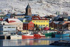 Les chroniques d'André-Michel Besse: Mes années RFO. Saint Pierre et Miquelon