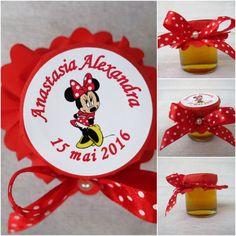 Marturii botez miere - Minnie si Mickey