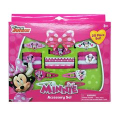 mm1239-NJ - Minnie Mouse accessory box set (July 2015 availability -- Accepting preorders)