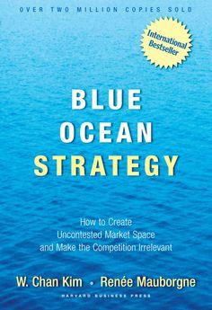 "Blue Ocean #strategy. A ""must-read"" book"