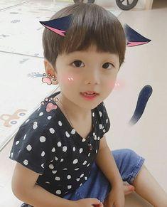 Hong Eunwoo 홍은우😙 pict from ig Cute Asian Babies, Korean Babies, Cute Babies, Nayeon, Bunny Names, Ulzzang Kids, Cute Family, Baby Bunnies, Japanese Fashion
