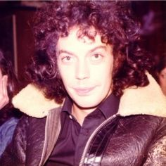 Young Tim Curry