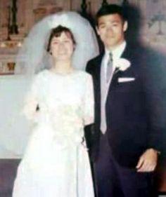 Bruce & Linda Lee Wedding Photo