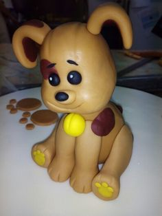 Cachorro pasta de açucar