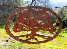 Rustic Metal Oak Tree Wall Art Found On Etsy