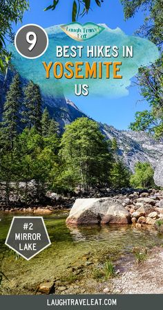 Looking for the best hikes to Yosemite National Park California? Here's our top 9 from Taft Point to the Mist Trail: Yosemite California, California National Parks, Yosemite National Park, California Usa, California Camping, Northern California, Yosemite Camping, Yosemite Falls, Mist Trail Yosemite