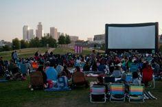 Summer 2014 Los Angeles Outdoor Movie Screenings Schedule