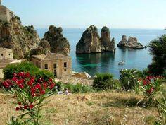 Sicily - Castellamare Del Golfo More