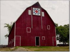 barn quilts  | The Barn Quilts of Sac County Iowa