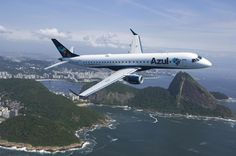 Embraer ERJ-190-100IGW 190AR (Azul Airlines) | Brasil