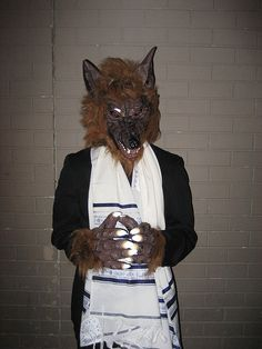 """Werewolf Bar Mitzvah"" Is The Greatest Halloween Song Of All Time"