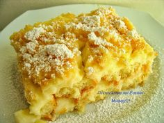 Guest post:Zina makes a delicious mille-feuille-Η Ζήνα ετοιμάζει ένα πεντανόστιμο μιλφέιγ