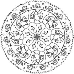 Home Decorating Style 2020 for Mandala Automne Maternelle, you can see Mandala Automne Maternelle and more pictures for Home Interior Designing 2020 at Coloriage Kids. Mandala Coloring Pages, Coloring Book Pages, Coloring Sheets, Mandalas For Kids, Painting Templates, Dot Painting, Colorful Pictures, In Kindergarten, Peace And Love