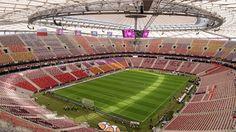 Warsaw final tickets go on international sale Euro 2012, National Stadium, League News, Europa League, Sports Betting, Warsaw, Champions League, Baseball Field, Finals
