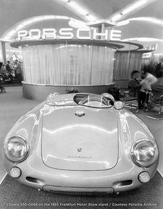 Bildergebnis für porsche vintage motor show