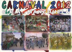 """Colegio """"CREA Carnaval"""" Febrero  CRA Manchuela"""