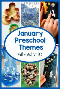 January Preschool Themes You're Going to Love!