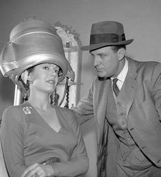 Joanna Barnes The Untouchables 1961 1 Joanna Barnes, Roller Set, World Photo, Curlers, Hair Dryer, People, Photography, Fashion, Hairstyles
