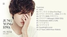 yong hwa one fine day. First solo album.