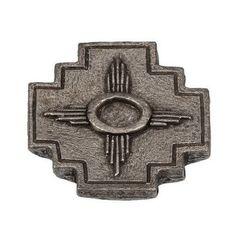 """Premier Hardware Designs Arizona 1.5"""" Southwest Knob Finish:"""