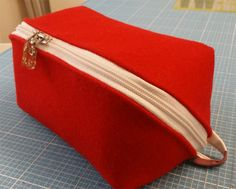 Fantastic Photo sewing bags and purses Strategies Anleitung und Schnitt MagicPouch - LonneBag Sewing Basics, Sewing For Beginners, Sewing Hacks, Sewing Tutorials, Free Sewing, Hand Sewing, Fabric Manipulation Tutorial, Couture Cuir, Ideas