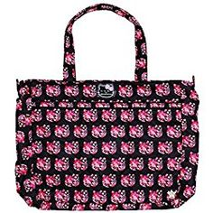 886419b6c70 Ju-Ju-Be Designer Diaper Bags -. Convertible Diaper BagHello Kitty ...