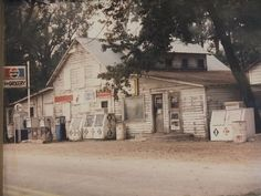 Goss Grocery at Big Lake Columbia City, IN