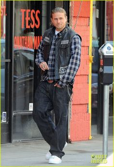Charlie Hunnam. 9/9 can't get here fast enough!