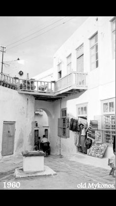 Linked Open Data is a way of publishing structured data that allows metadata to be connected and enriched and links made between related resources. Mykonos Island, Mykonos Greece, Old Time Photos, Old Pictures, Myconos, Greece Photography, Greece Islands, Just Relax, Beautiful Islands